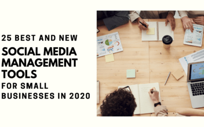 Best New Social Media Management Tools for Small Businesses in 2020