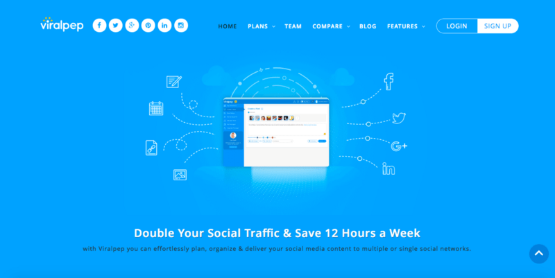 vp social media management tool