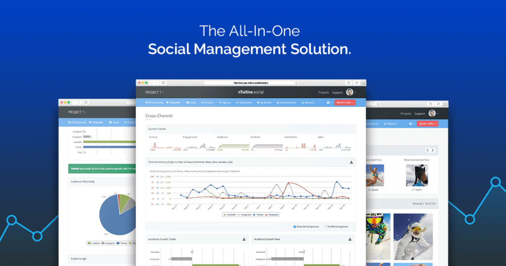 ns social media management tool